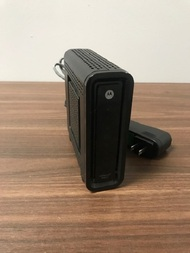Motorola SB6121 Surfboard Cable Modem Black - EE742361
