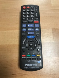 Panasonic Replacement Remote For Theater System Model YS1116511 - EE742372