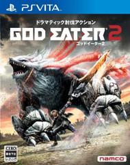 God Eater 2 Japan Import For Ps Vita - EE742392