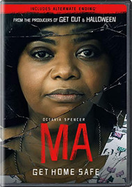 Ma DVD On DVD With Octavia Spencer Horror - EE742398