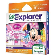 Leapfrog Explorer Disney Minnie\'s Bow-Tique Supe For Leap Frog - EE742422