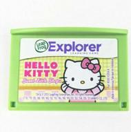 Leapfrog Explorer Hello Kitty Sweet Little Shops Game Cartridge For - EE742424