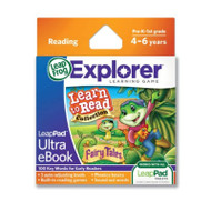 Leapfrog LeapPad Ultra Ebook Learn To Read Collection: Fairy Tales For - EE742425