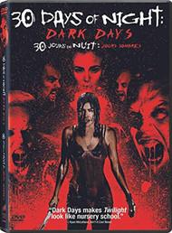 30 Days Of Night: Dark Days On DVD With Kiele Sanchez Horror - EE742430