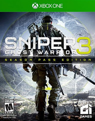 Sniper: Ghost Warrior 3 Season Pass Edition For Xbox One Shooter - EE742443