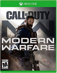 Call Of Duty: Modern Warfare For Xbox One COD Shooter - EE742446