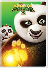 Kung Fu Panda 3 On DVD With Jack Black - EE742464