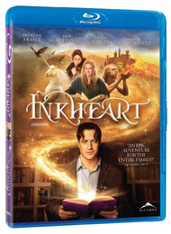 Inkheart With Brendan Fraser On Blu-Ray - EE742468