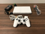 PlayStation 2 Console Slim Ceramic White Home - EE742536