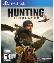 Hunting Simulator PS4 PS5 For PlayStation 4 - EE742538