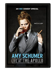 Amy Schumer: Live At The Apollo On DVD Comedy - EE742585