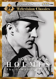 Sherlock Holmes: The Complete Series On DVD - EE742591