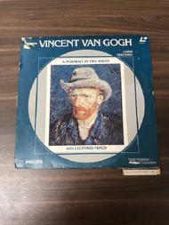 Vincent A Portrait In Two Parts Laser Disc W/leonard Nimoy On Laser - EE742628