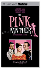 The Pink Panther UMD For PSP - EE742631