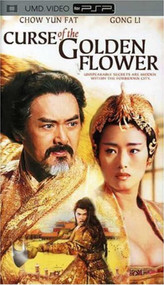 Curse Of The Golden Flower UMD For PSP - EE742634