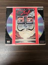 Salvador Dali A Soft Self-Portrait 1969 Documentary On Laser Disc - EE742636