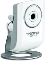 Trendnet Wireless N Network Surveillance Camera With 1-WAY Audio TV-IP - EE742695
