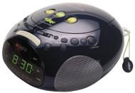 Sony ICF-CD831 Psyc Clock Radio/cd Player Blue Alarm - EE742697