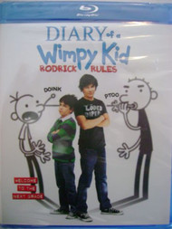 Diary Of A Wimpy Kid Rodrick Rules On Blu-Ray With Devon Bostick - EE742704