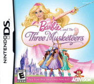 Barbie And 3 Musketeers For Nintendo DS DSi 3DS 2DS - EE742717