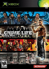 Crime Life Gang Wars For Xbox Original - EE742721