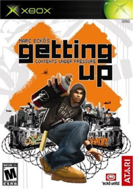 Marc Ecko's Getting Up: Contents Under Pressure For Xbox 360 For Xbox - EE742726