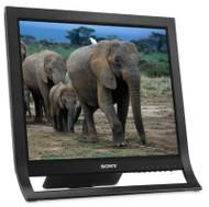 Sony Xbrite SDM-HS75P/B 17 Inch LCD Monitor Black - EE742729