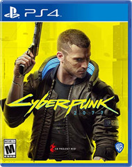Cyberpunk 2077 For PlayStation 4 PS4 PS5 - EE742741