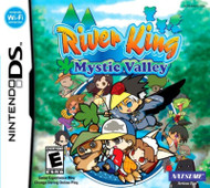 River King Mystic Valley For Nintendo DS DSi 3DS 2DS - EE742744