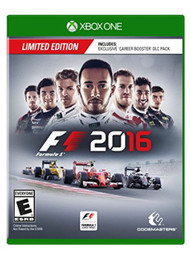 F1 2016 For Xbox One Racing - EE742779