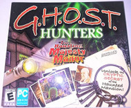 Ghost Hunters The Haunting Majesty Manor PC Dvd-Rom Software Game - EE742778