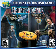 Haunted Manor 1: Lord Of Mirrors And Haunted Manor 2: Queen Of Death 2 - EE742777