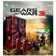 Xbox 360 Gears Of War 3 Limited Edition Console Bundle - EE742792