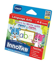 Innotab Software Learn To Write With Cody And Cora By For Vtech - EE742796
