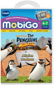 Mobigo Software Penguins Of Madagascar For Vtech - EE742800