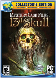 Mystery Case Files: 13th Skull Edition Software - EE742799