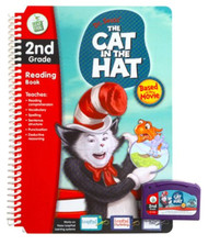 LeapPad: 2nd Grade Dr Seuss Cat In The Hat Book For Vtech - EE742804