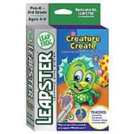 Leapfrog Leapster Creature Create Gamenib Hn#gg 634T6344 G134548TY1249 - EE742807