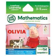 Leapfrog Olivia Learning Game For Leap Frog - EE742811