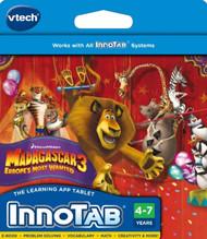 Innotab Software Madagascar 3-FFP For Vtech - EE742810