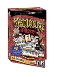 Mahjongg Master Deluxe Suite PC Software - EE742813