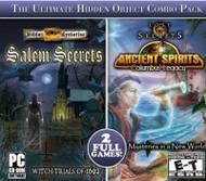Hidden Mysteries: Salem Secrets And Lost Secrets: Ancient Spirits - EE742814