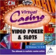 Virtual Casino Video Poker Slots PC Software - EE742826