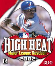 High Heat Major League Baseball 2002 PC Software - EE742825