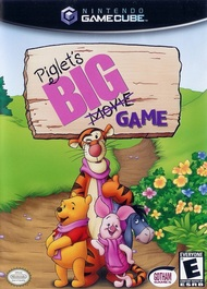 Piglet's Big Game For GameCube - EE742862