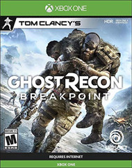 Tom Clancy's Ghost Recon Breakpoint For Xbox One - EE742865