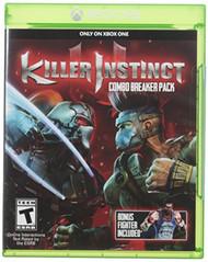 Killer Instinct Combo Breaker Pack For Xbox One Fighting - EE742864