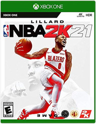 NBA 2K21 For Xbox One - EE742867