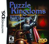 Puzzle Kingdoms For Nintendo DS DSi 3DS 2DS - EE742873