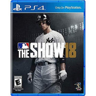 MLB 18 The Show PS4 Brandplaystation 4 PS5 Baseball For PlayStation 4 - EE742875